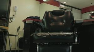 Behind the Scenes: At the Barbershop