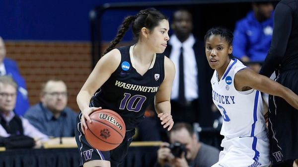 Women's Basketball: Washington advances to the Elite Eight