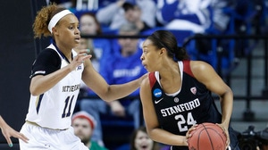 Women's Basketball: Stanford advances to the Elite Eight