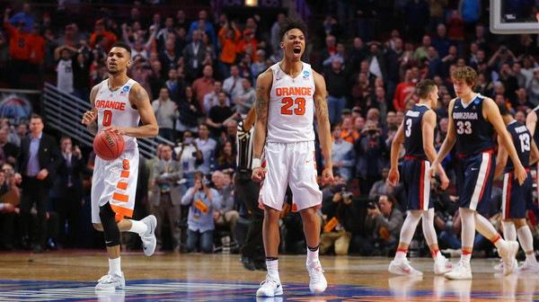 Sweet 16: Syracuse advances past Gonzaga