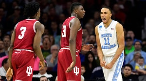 Sweet 16: UNC rolls past Indiana