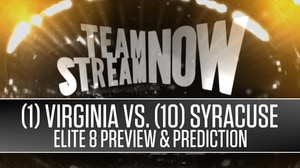 (1) Virginia vs. (10) Syracuse