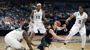 Women's Basketball: Baylor advances to the Elite Eight