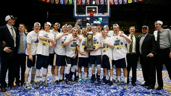 Augustana wins the 2016 DII Men's Basketball Championship