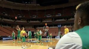 Team Confidential: Oregon prepares for Elite 8