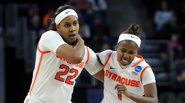 Women's Basketball: Syracuse is Final Four bound