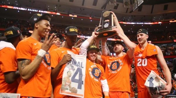 Elite Eight: Syracuse tops Virginia