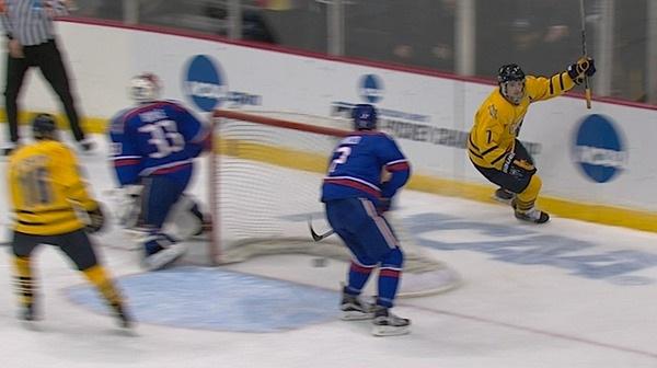DI Men's Hockey: Quinnipiac fills out Frozen Four field
