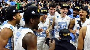 Elite Eight: North Carolina defeats Notre Dame