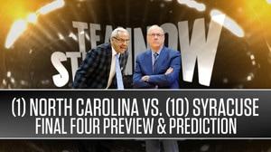 (1) North Carolina vs. (10) Syracuse