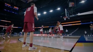 Behind the Scenes: Sooners Final Four Practice
