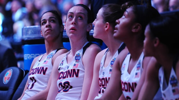 Women's Basketball: UConn defeats Oregon State at the Final Four