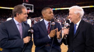 Behind the Scenes: Calling the Final Four