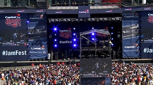 Behind the Scenes: March Madness Music Festival