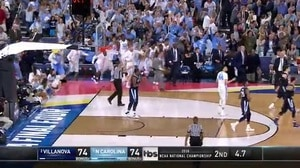 Marcus Paige game-tying 3-pointer