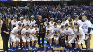 Thomas More wins the 2016 DIII Women's Basketball Championship