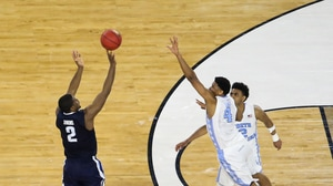 Men's Basketball: Kris Jenkins Shot - Social Reaction