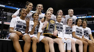 Women's Basketball: UConn's title moments
