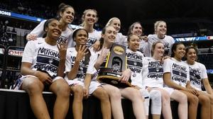 Women's Basketball: UConn's title moments