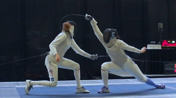 Women's 2016 Fencing Cahmpionships