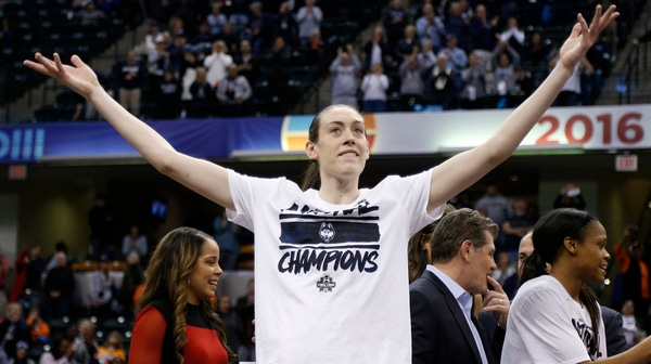 Women's Basketball: Top Ten Plays of the NCAA tournament