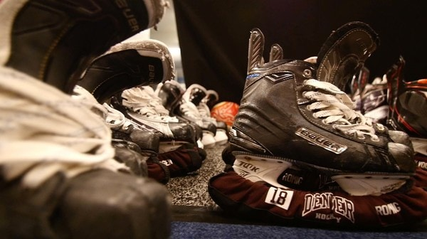 Frozen Four: Game day with the Denver Pioneers