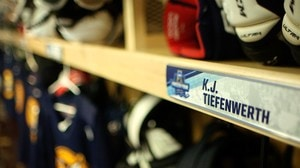 Quinnipiac's K.J. Tiefenwerth: Playing with heart