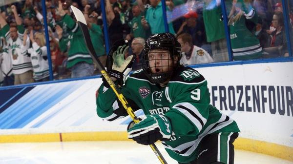 Men's Hockey: North Dakota wins eighth National Championship