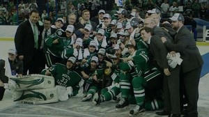 Frozen Four: North Dakota captures the title