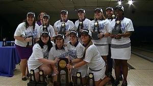 NC Women's Bowling: Stephen F. Austin wins National Championship