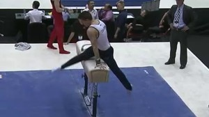 2016 Championship Finals Full Replay: Pommel Horse