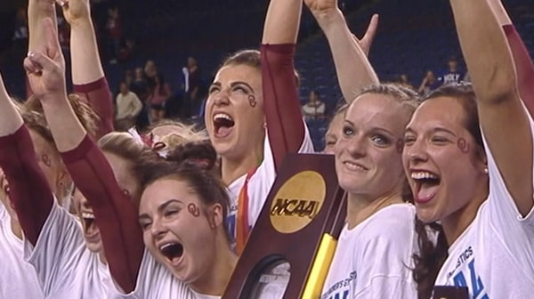 Women's Gymnastics: Oklahoma wins the National Championship