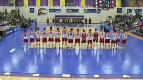 2016 DIII Volleyball Quarterfinal Full Replay: Stevenson vs. Carthage