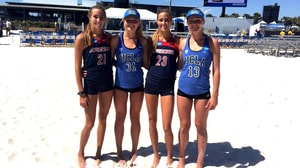 Beach Volleyball: Pac-12's top twins
