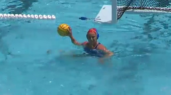2016 NC Women's Water Polo First Round Full Replay: UC San Diego vs. UCLA