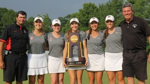 Rhodes College wins the 2016 DIII Women's Golf Championship