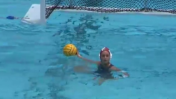 2016 NC Women's Water Polo Consolation Round Full Replay: UC San Diego vs. UC Santa Barbara