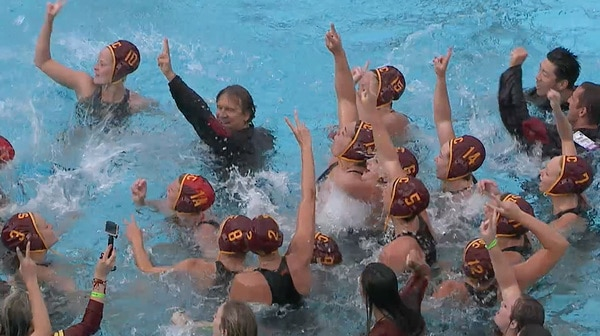 2016 NC Women's Water Polo Championship: Championship Day Recap