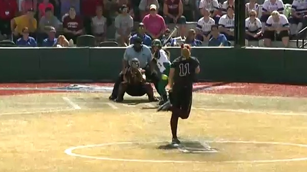 2016 DII Softball Game 13 Full Replay: Humboldt St. vs. Armstrong St.
