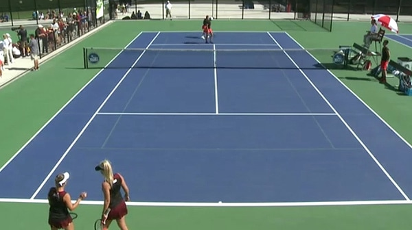 2016 DII Women's Tennis Tournament Full Replay: Championship Round