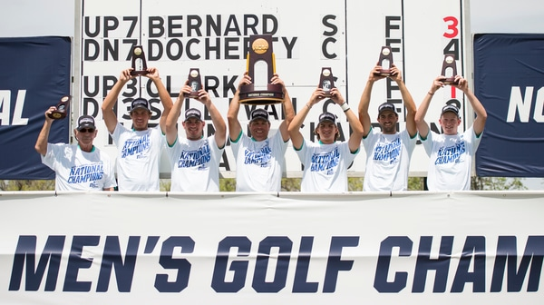 2016 DII Men's Golf Championship: Final Round Recap