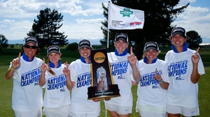 Rollins wins the 2016 DII Women's Golf Championship