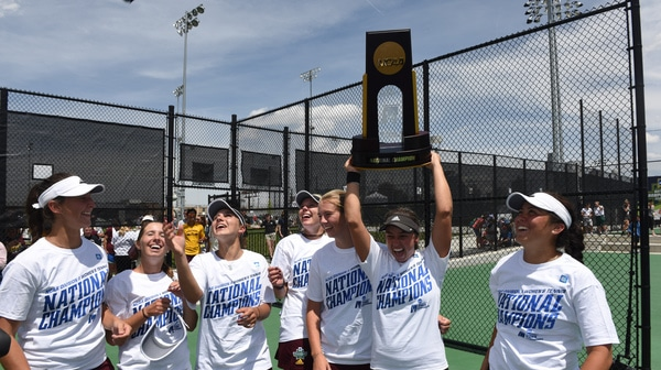2016 DII Women's Tennis Tournament: Championship Recap