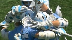 DI Men's Lacrosse: North Carolina upsets Notre Dame