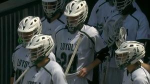 DI Men's Lacrosse: Loyola defeats Towson