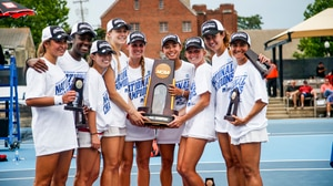 Stanford wins the 2016 DI Women's Tennis Championship