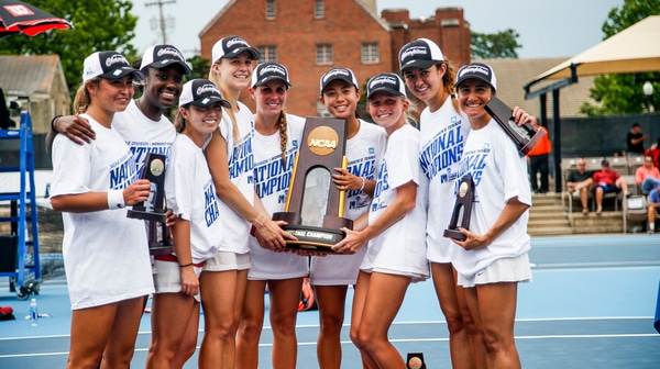 2016 DI Women's Tennis Championship: Team Finals Full Replay