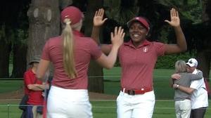 DI Women's Golf: Semifinals