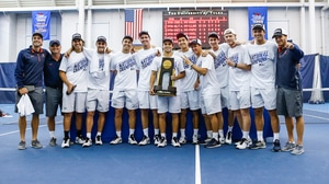 Virginia wins the 2016 DI Men's Tennis Championship