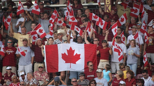 High Five: These are college baseball's best fans